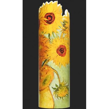 """SDA01 Vaza portelan """"Floarea soarelui"""""""