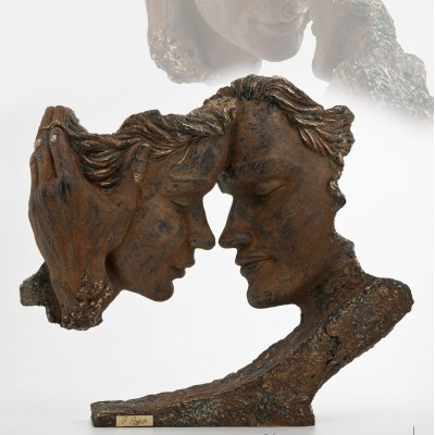 "271 - Statueta ""PRETEXT"""