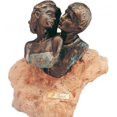 """92 - Statueta """"PRIMA DRAGOSTE"""""""