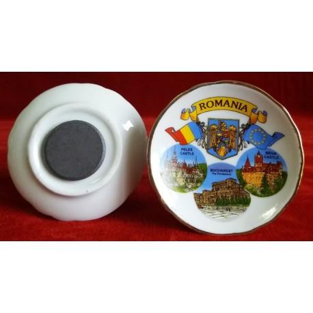 3000MAG - Farfurie cu magnet