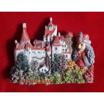 SC018 - Magnet Castelul Bran