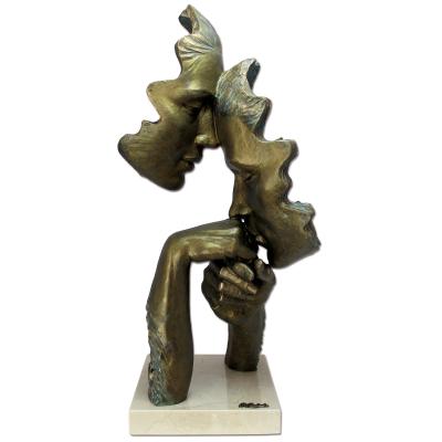 "546 - Statueta ""Tandrete"""
