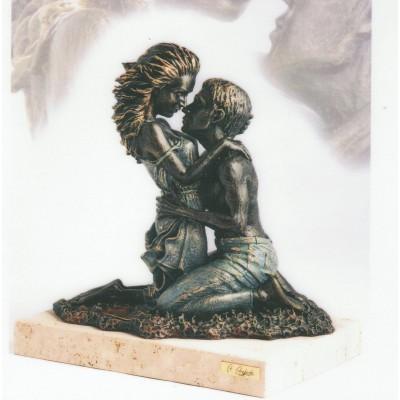 "263 - Statueta ""VRAJA"""