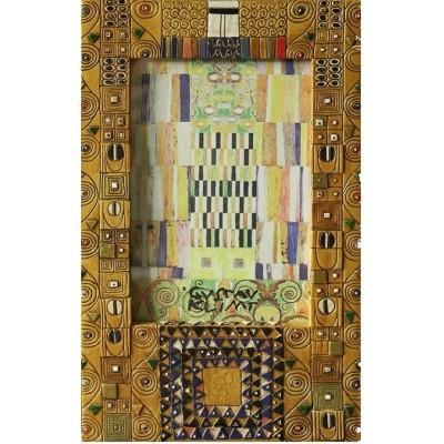 KL33 Rama foto, Gustv Klimt
