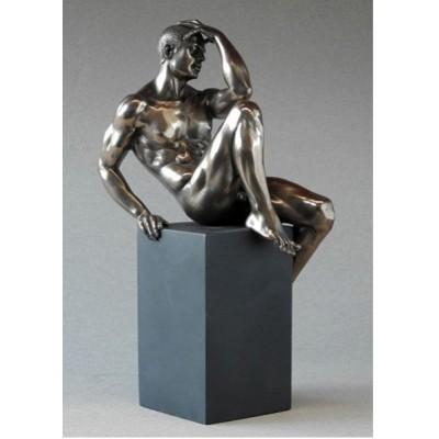 """WU75123 Statueta """"LIMBAJUL..."""