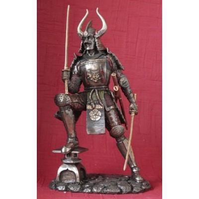 WU71594 Statueta, Samurai