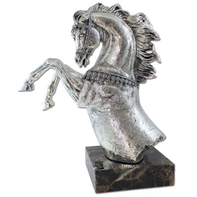 AN551P Statueta argintata,...