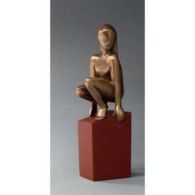 SYM01 Agilitate, statueta...
